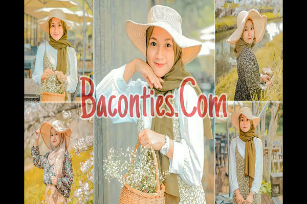 Edit Foto Lightroom Yellow Theme